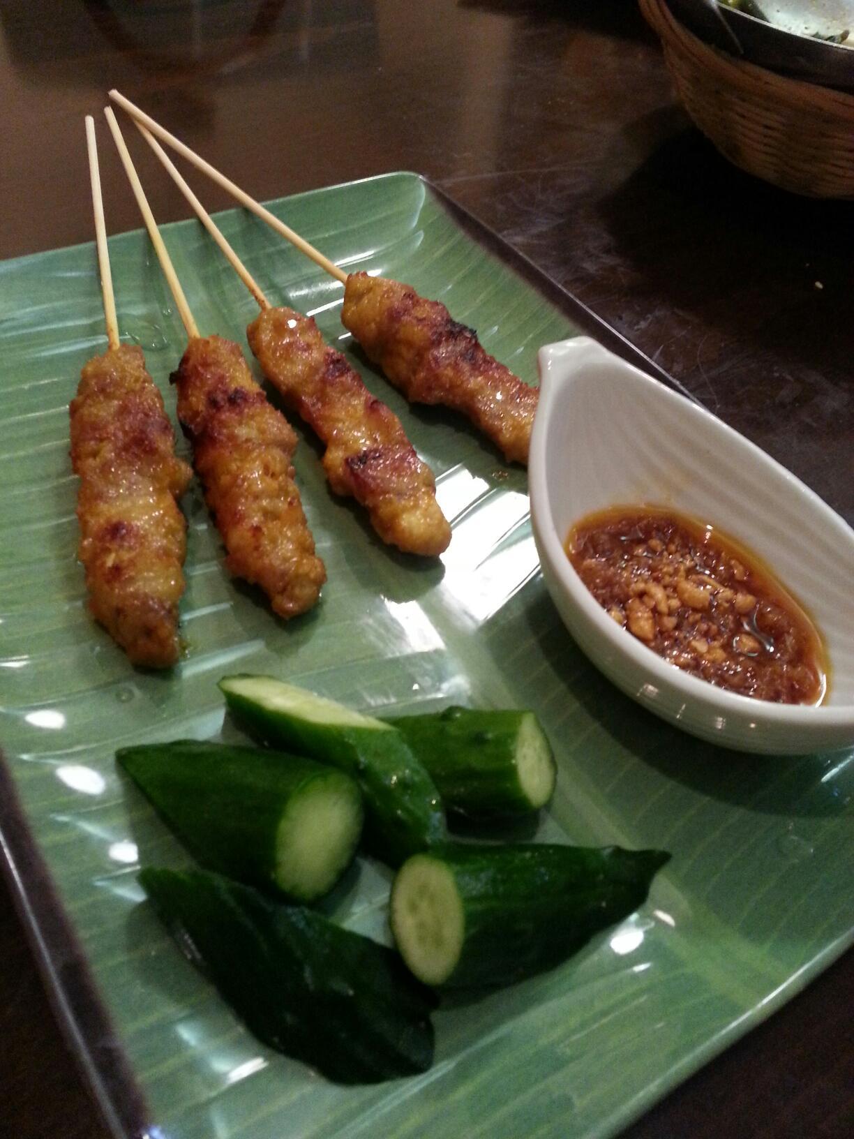 シンガポール料理の夏