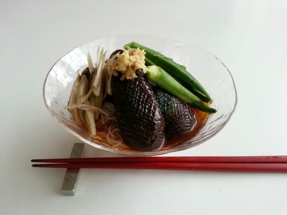 夏の定番麺